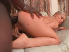 Big black cock bones her in the asshole lustily movies at kilosex.com