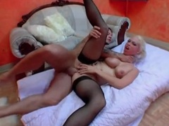 Drilling asshole of a blonde cock whore movies at kilovideos.com
