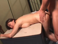 Tight asian pussy fucked in the doggystyle position tubes at korean.sgirls.net
