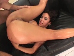 Dirty whore ends up bent over for butt fuck videos