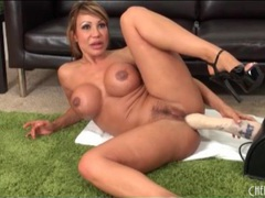 Big toys up the asshole of ava devine videos