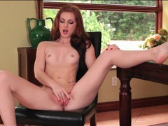 Gorgeous skinny pornstar natalie lust masturbates movies at find-best-lingerie.com
