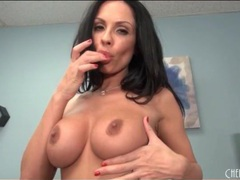 Busty kirsten price masturbates her pussy movies at lingerie-mania.com