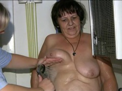 Nurse helps fat granny take a shower movies at find-best-ass.com