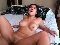 Mia li gives sultry blowjob and gets fucked videos