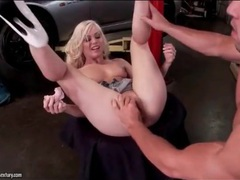 Long hair ash hollywood fucked by mechanic movies at reflexxx.net