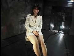 Secretary in the dungeon talks and is tied up videos