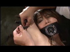 Pain for japanese girl in hot wax play video tubes at japanese.sgirls.net