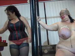 Bbw submissive tied up and loving it videos