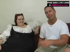 Sweet smiling bbw redhead sucks a dick movies at kilogirls.com
