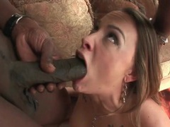Classy chanel preston sucks dick in lingerie movies