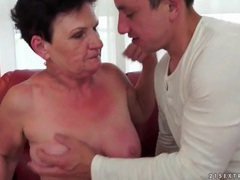 Saggy tits grandma fucked by young dick movies at sgirls.net