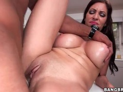 Wet housewife pussy fucked by bbc videos