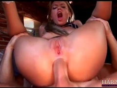 Young holes ruined in double penetration porn videos