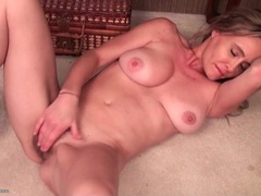 Solo mommy plays with her hairy pussy movies at sgirls.net