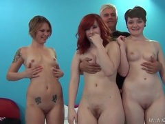 Three cuties fuck in a sexy orgy video movies at find-best-hardcore.com