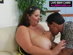 Sexy fat girl seduced by horny guy movies at sgirls.net