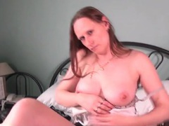 Sexy mature babe models boots and lingerie movies at sgirls.net