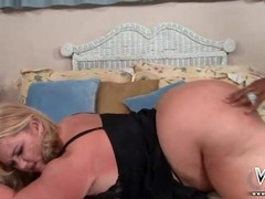 White bbw ends over in bed for black cock videos