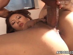 Japanese fuck video with close up facial movies at sgirls.net