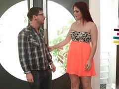 Milf redhead masseuse gives him a bj videos