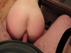 Naughty amateur wants his dick in her ass movies at sgirls.net