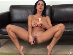 Big boobs milf ava addams fucks her toys videos