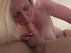 Sexy mature in 69 scene with young guy videos
