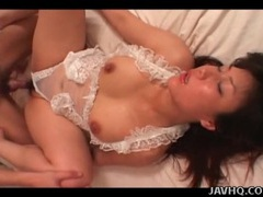 Toys make this skinny japanese girl moan videos