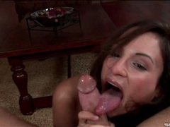 Sloppy pov blowjob porn with amber rayne movies at find-best-lingerie.com