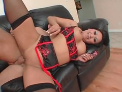 Sexy lingerie on a hot asian having sex tubes at korean.sgirls.net