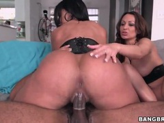 Latina ladies with huge asses ride bbc movies at lingerie-mania.com