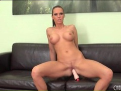 Beautiful jennifer dark fucks toys to cum videos