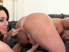 Milf kendra lust swallows cock and licks ass videos