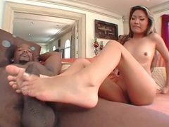 Bbc pummels asian pussy with deep thrusts tubes at chinese.sgirls.net