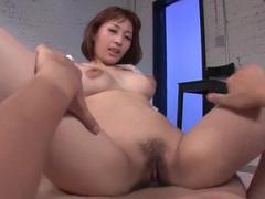 Horny japanese slut is a hot cock rider videos