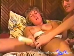 Hot vintage threesome with great cocksucking videos