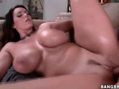 Voluptuous alison tyler fucks big cock videos