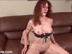 Lovely mature redhead fucked in bald pussy movies at find-best-videos.com