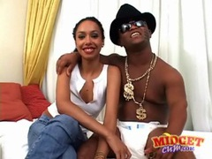 Cute young black girl sucks on his dick movies at kilosex.com