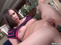 Black dick explores the ass of casey calvert videos