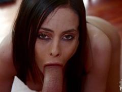 Big tits brandy aniston sucks big cock videos