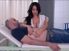 Naughty nurse susana alcala sucks his cock videos