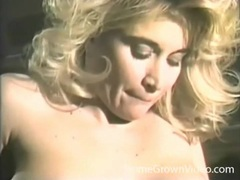 Beautiful blonde close up sex in vintage porn tubes