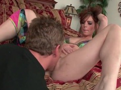 Redhead riley shy sucks dick in a bikini movies at find-best-hardcore.com