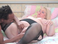 Fat old babe fucked by hard black cock movies at kilopics.net