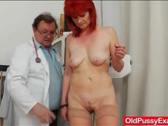 Doctor gives redhead an anal exam movies at dailyadult.info
