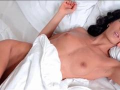 Erotic masturbation in bed with alexa tomas videos