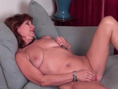 Chubby mature slowly fucks a toy into her pussy movies at find-best-panties.com