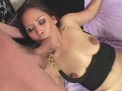 Asian mouth is all over his big cock movies at kilopills.com